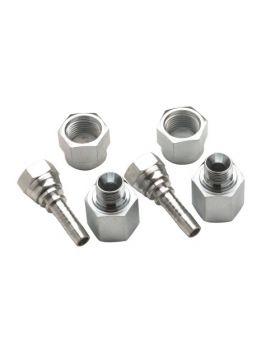 Kraftstofffilter Schlauchverbinder, 8mm, Gerade