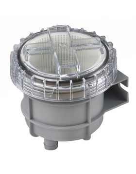 """Kühlwasserfilter Typ 330, Schlauchanschluss Ø 38 mm (1½"""")"""