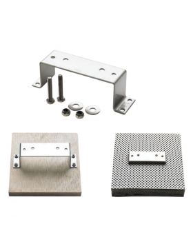 Mounting bracket set, M5 x 35, for ASD38V & ASD38H
