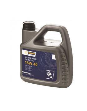 Marine Diesel Motoröl SAE 15W-40, 4 Liter