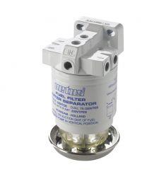 Wasserabscheider/Grobfilter CE/ABYC, einzeln, 10 micron, max. 42 gph (190 l/h)