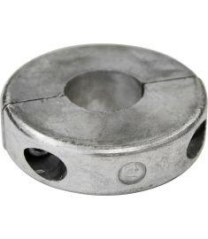 """Zink Schaftanode Modell """"Ring"""" für 25mm Schaft - 0,31 kg"""