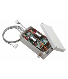Serie Parallelschalter für 24 Volt-Triebwerk mit 12 Volt-Ladesystem
