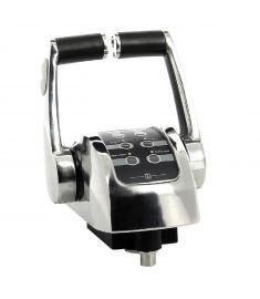 2 Engine control lever s.s. 12/24V + trim