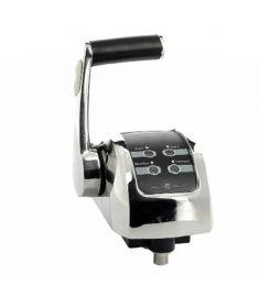 1 Engine control lever s.s. 12/24V + trim