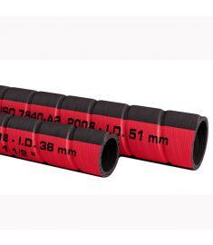 Treibstoff-Einfüllschlauch Innendurchmesser 38 mm  (Preis pro Meter)