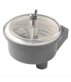 Kühlwasserfilter Typ 150, Schlauchanschluss Innendurchmesser 28,5 mm