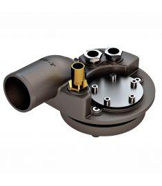 Treibstoff-anschluss-Satz, Einlass 38 mm, Vorlau/Rücklauf 8 mm, Entlüftungn 16 mm