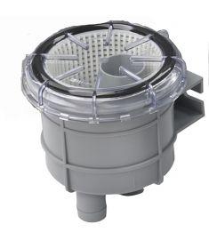 """Kühlwasserfilter Typ 140, Schlauchanschluss Ø 19,1 mm (¾"""")"""