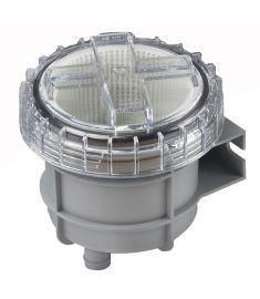 """Kühlwasserfilter Typ 330, Schlauchanschluss Ø 25 mm (1"""")"""
