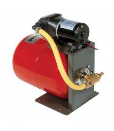 Wasserdrucksystem, 12 Volt, Inhalt des Drucktanks #8 L