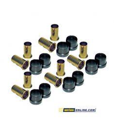 Schlauch Hülse Ø 6 mm und Olive, Ø 8 mm für die Verwendung mit HS04N Nylon Leitung, (10 Stk.)