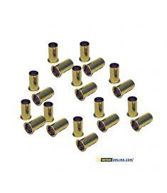 Schlauch Hülse, Ø 6,5 mm für die Verwendung mit Nylonleitung (HHOSE6...), (20 Stk.)