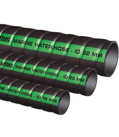Kühlwasserschlauch, innen D 25 mm (Rolle von 20m) - (Preis pro Meter)