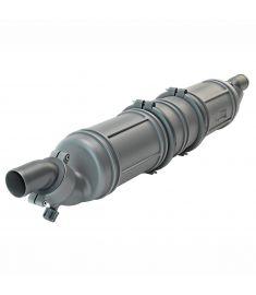 Ø45 mm - 5 liter - Kunststoff Wassersammler/Schalldämpfer, Typ NLP3 - Der wahrscheinlich leiseste Wassersammler der Welt!