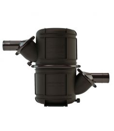 vetus Wassersammler/SchalldämpferType NLPHD (Heavy Duty) - Ø60 - 10 liter