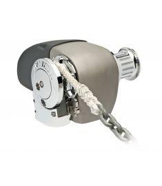 Vollautomatische horizontale Ankerwinde - 24V - 10 mm Kette, 16 mm Tau - 1200 Watt - SCW/ SD