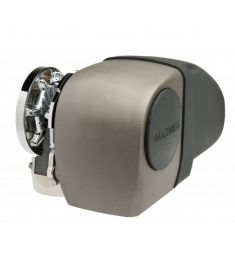 Vollautomatische horizontale Ankerwinde - 24V - 10 mm Kette, 16 mm Tau - 1200 Watt - SCW