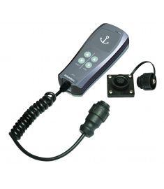 Kabelgebundene Handfernbedienung AA342, 4 Butto, Doppelwinde