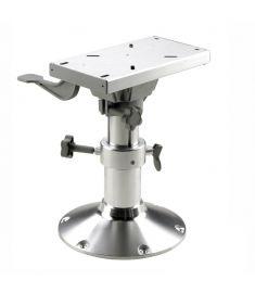 Stuhlfuß, Höhenverstellung manuell -  Höhe 30-40 cm