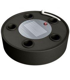 Ultraschall Tankgeber 12/24V, zur analogen Anzeige von Wasser, Kraftstoff und Schmutzwasser