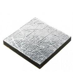 Schalldämmung Sonitech Single, 45mm , weiße Glasgewebe-Oberfläche (600 x 1000 mm)