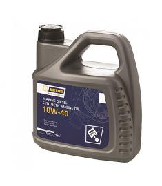 Marine Diesel Synthetic Motoröl SAE 10W-40, 1 Liter