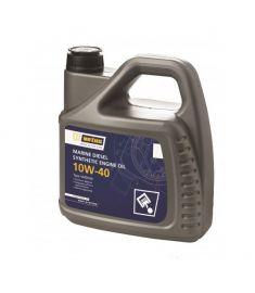 Marine Diesel Synthetic Motoröl SAE 10W-40, 4 Liter