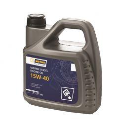 Marine Diesel Motoröl SAE 15W-40, 1 Liter