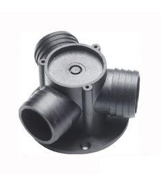 Kunststoff Y-Verbinder Durchmesser 38 mm