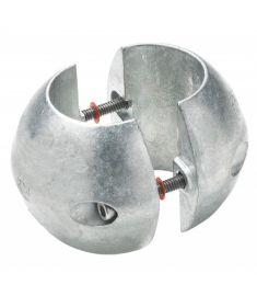 Zinkanoden für Welle Ø 50 mm